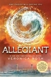 Roth, Veronica - Allegiant (Signed First Edition)
