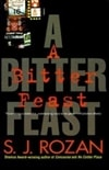 Bitter Feast, A | Rozan, S.J. | First Edition Book
