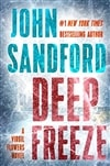 Sandford, John | Deep Freeze | Signed First Edition Book