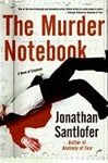 Murder Notebook by Jonathan Santlofer