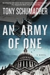 Schumacher, Tony | An Army of One | Signed First Edition Book
