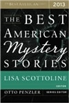 Scottoline, Lisa (editor) | Best American Mystery Stories 2013, The | Signed First Edition Trade Paper Book