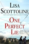 Scottoline, Lisa | One Perfect Lie | Signed First Edition Book