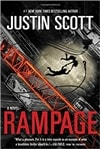 Rampage | Scott, Justin | Signed First Thus Edition Book