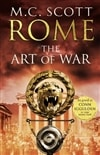 Rome The Art of War by Manda Scott