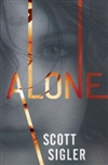 Sigler, Scott | Alone | Signed First Edition Book