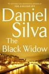 Silva, Daniel | Black Widow, The | Signed First Edition Book