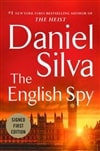 Silva, Daniel - English Spy, The (Signed First Edition)