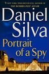 Portrait of a Spy | Silva, Daniel | Signed First Edition Book