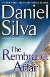 SIgned Daniel Silva The Rembrandt Affair