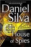 Silva, Daniel | House of Spies | Signed First Edition Book