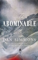 Simmons, Dan - Abominable, The (Signed, 1st)