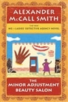 Smith, Alexander Mccall / Minor Adjustment Beauty Salon, The / Signed First Edition Book