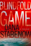 Stabenow, Dana - Blindfold Game (Signed First Edition)