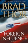 Signed Brad Thor Foreign Influence