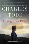 A Forgotten Place by Charles Todd | Double-Signed First Edition Book