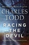 Todd, Charles | Racing the Devil | Double Signed First Edition Book