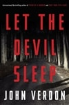 Verdon, John - Let the Devil Sleep (Signed First Edition)