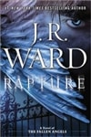 Rapture by J.R. Ward | Signed First Edition Book