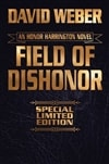 Weber, David / Field Of Dishonor / Signed Limited Edition Book