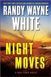 White, Randy Wayne - Night Moves (Signed First Edition)