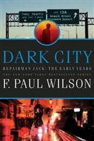Wilson, F. Paul - Dark City (Signed, 1st)
