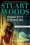 Woods, Stuart | Indecent Exposure | Signed First Edition Book