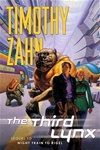 Zahn, Timothy - Third Lynx, The (Signed First Edition)