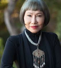 Author Amy Tan