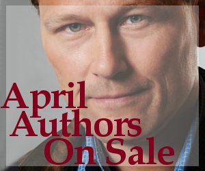 April Author Books On Sale