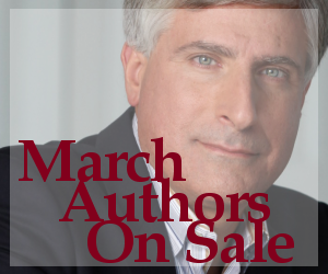 March Authors on Sale
