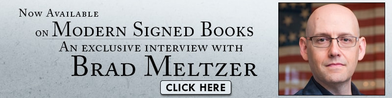 Listen to interviews with Brad Meltzer