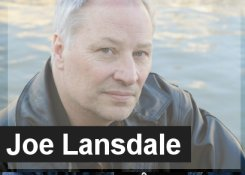 Author Joe R. Lansdale
