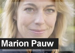 Author Marion Pauw