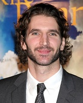 Author David Benioff