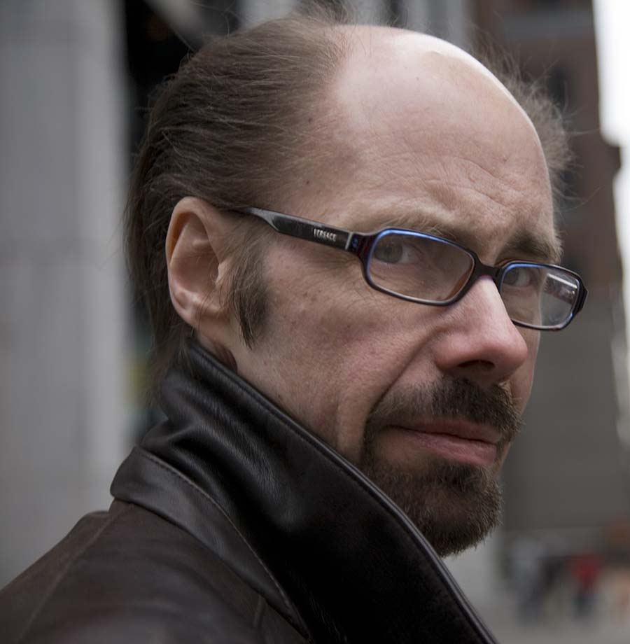 Author Jeffery Deaver