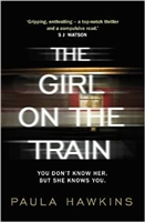 Girl on the Train by Paula Hawkins