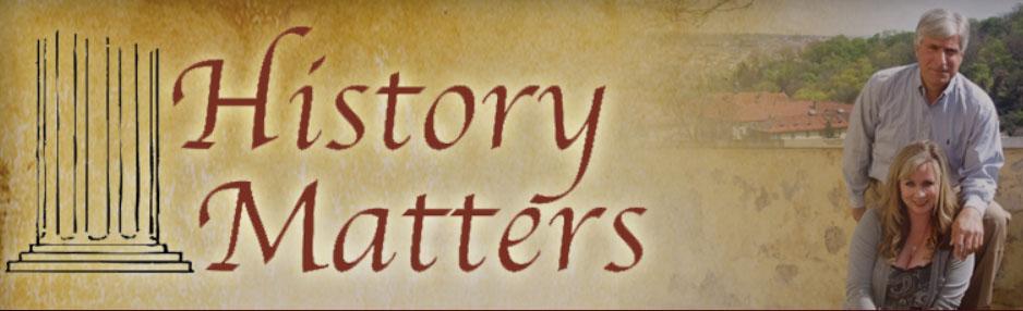 Steve Berry's History Matters