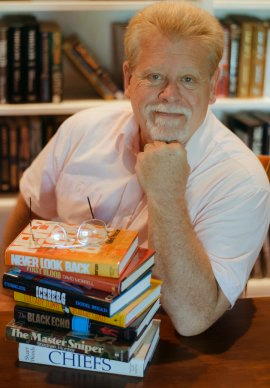 VJ Books Owner John Hutchinson