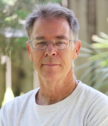 Author Kim Stanley Robinson