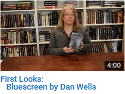 Book Review: Dan Wells BLUESCREEN