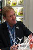 Lee Child signing