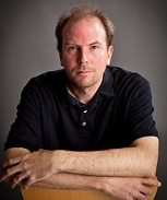 Author Mark Lawrence