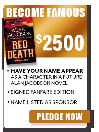 $2500 Pledge