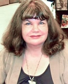 Author Sharyn McCrumb