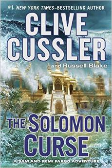 Solomon Curse by Clive Cussler and Russell Blake