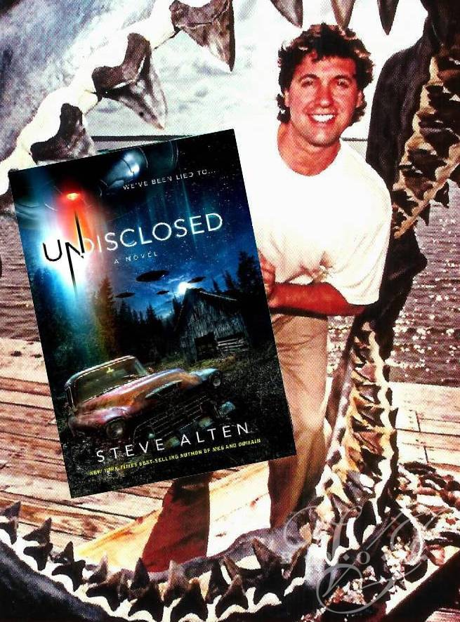 Author Steve Alten