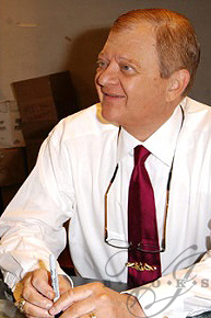 Tom Clancy signing