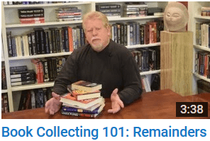 Watch Book Collecting 101: Remainder Marks