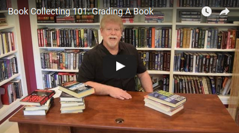 Book Collecting 101: Grading Books